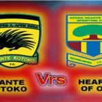 Press conference of Kotoko-Hearts Ghana@60 match on Monday