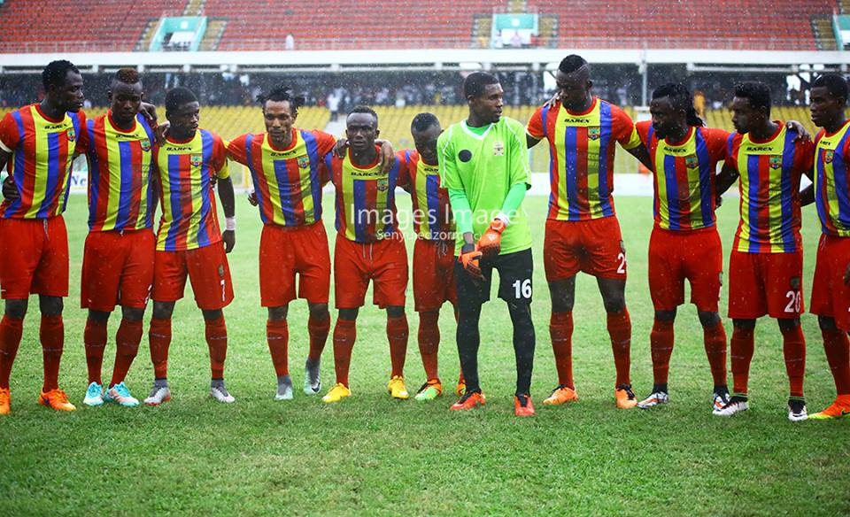 TODAY IN HISTORY: Hearts of Oak ranked 8th best club in the world ahead of Chelsea, Arsenal and PSG