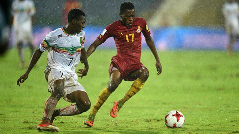 2017 FIFA U17 WC: Starlets defender Rashid Alhassan gutted by quarter final defeat to Mali