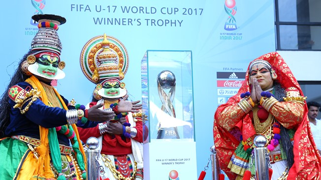 FIFA U17 World Cup: India welcomes the stars of tomorrow