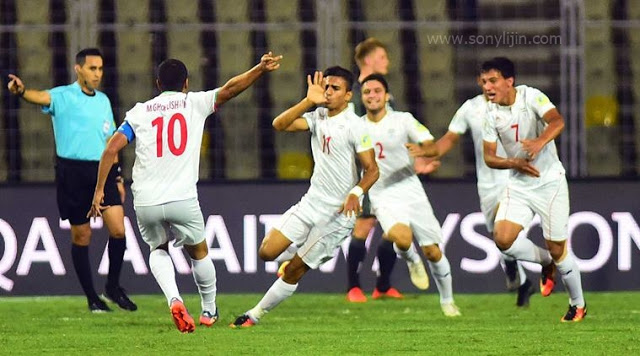 FIFA U-17 World Cup: Iran hold off Mexico to make last eight