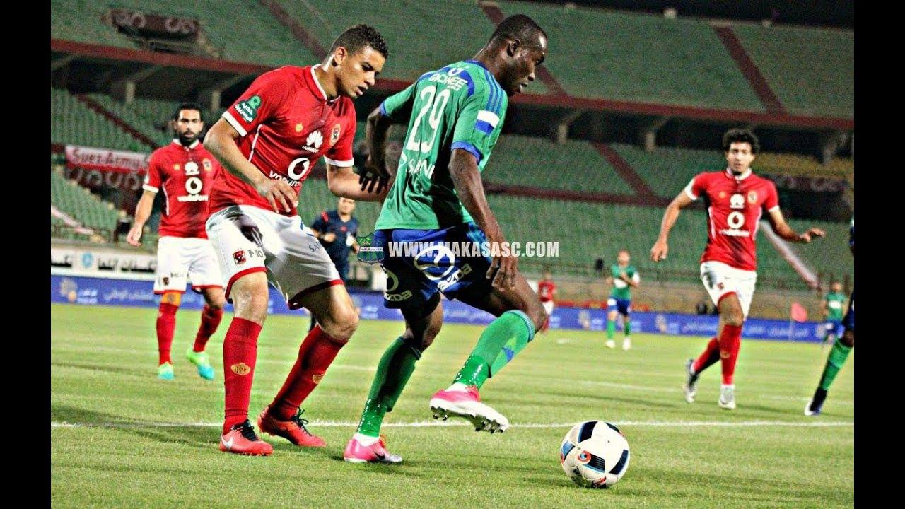 Ghana striker John Antwi nets double for Al Makasa in Al Masry defeat in Egyptian top-flight