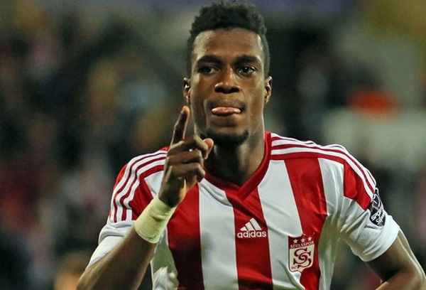 Sivasspor defender John Boye training alone as he steps up recovery