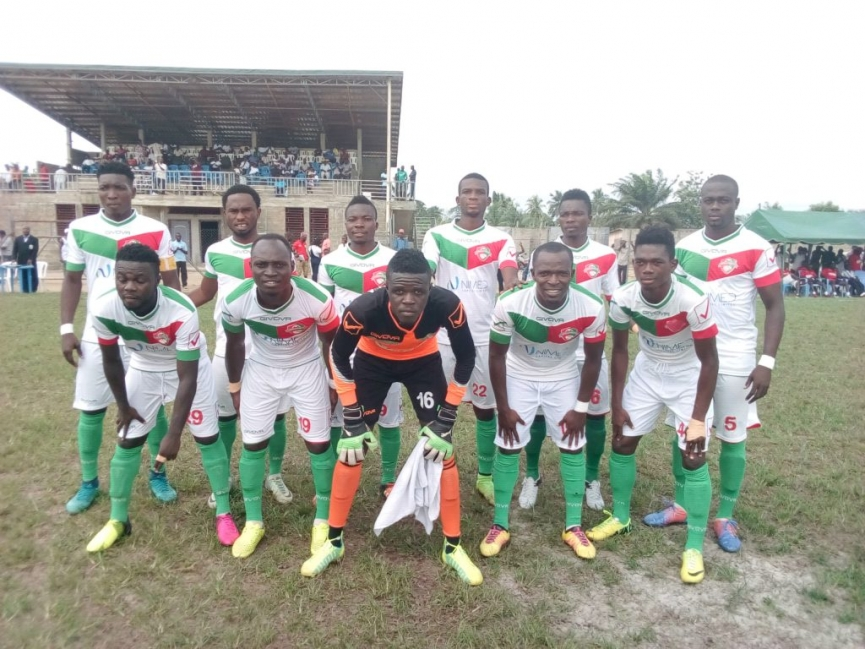 Karela United FC touch down in Cote d'Ivoire for 21-day pre season training