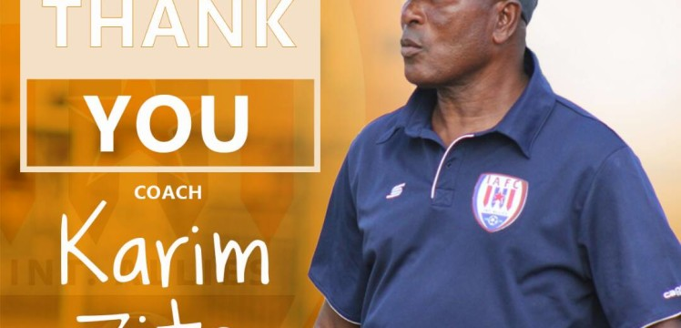 Inter Allies grateful to Dreams FC and Coach Karim Zito