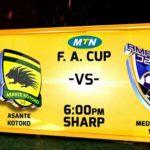 RE-LIVE: Asante Kotoko 1-0 Medeama SC - 2017 MTN FA Cup (REPLAY)