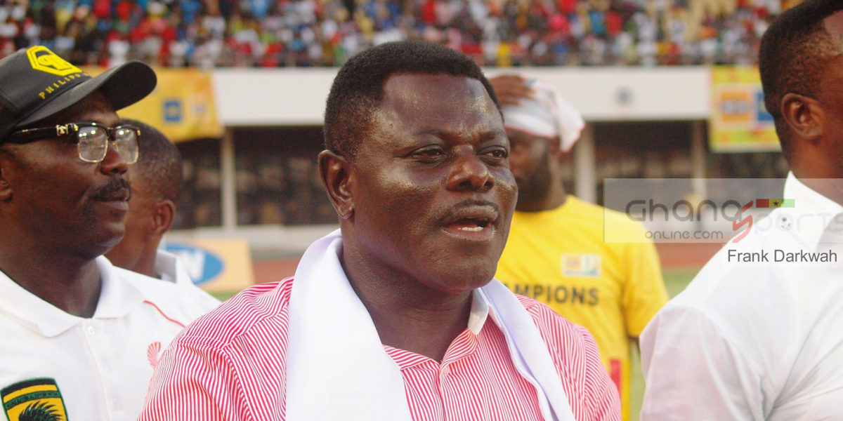Asante Kotoko slams bribery allegations against CEO Dr Kwame Kyei; disowns operative ''Shishilla''