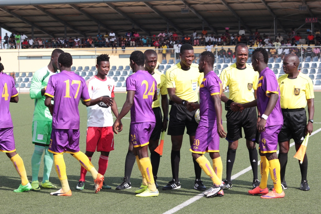 Match Report: WAFA SC 1-1 Medeama- Academy Boys fight back to go 44 matches without defeat at home