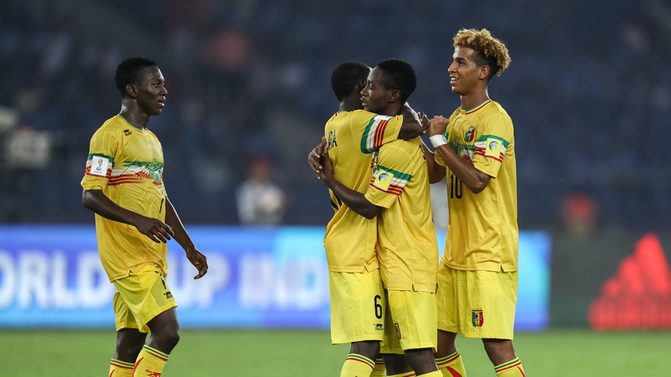 2017 FIFA U17 World Cup: Impressive Mali cruise into Round of 16