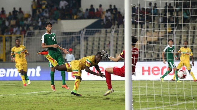 2017 FIFA U17 World Cup: Mali ease into the quarter-finals
