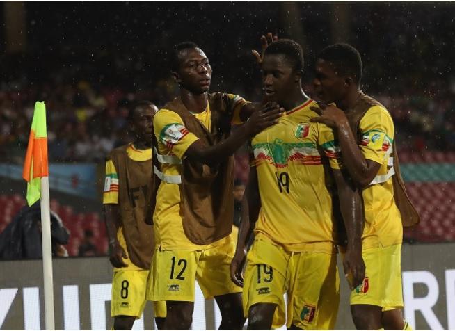 FIFA U17 World Cup: Mali bounce back to thump Turkey 3-0 in Group B