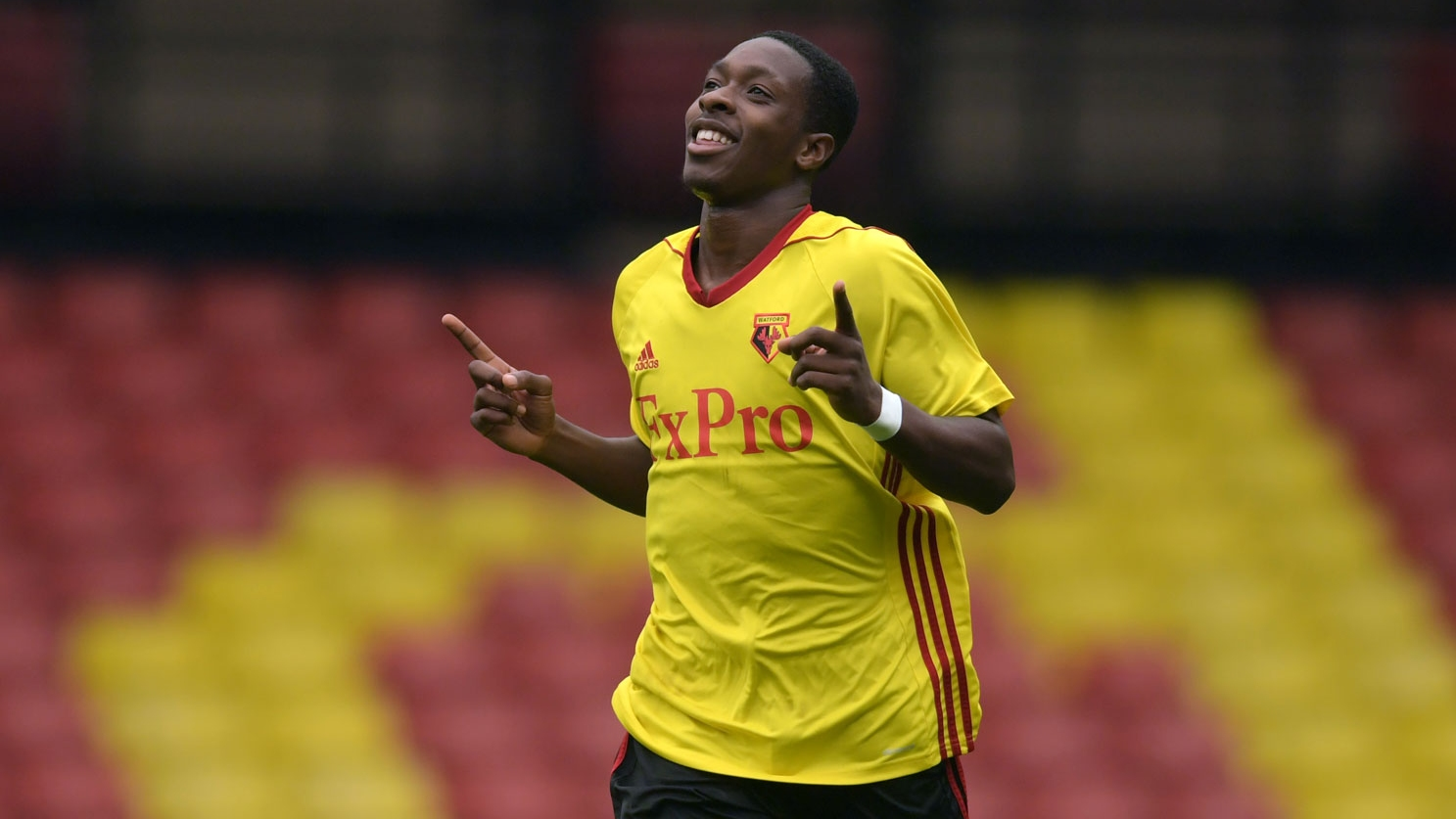 Watford U23 assistant coach Mullins hails two-goal hero Michael Kwaku Folivi after Colchester United win