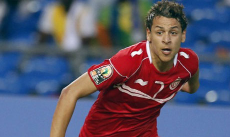 2018 World Cup qualifier: Msakni scores hat-trick as Tunisia edge closer in Group A