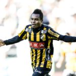 Nasiru Mohammed feels relieved after Europa League strike for BK Hacken