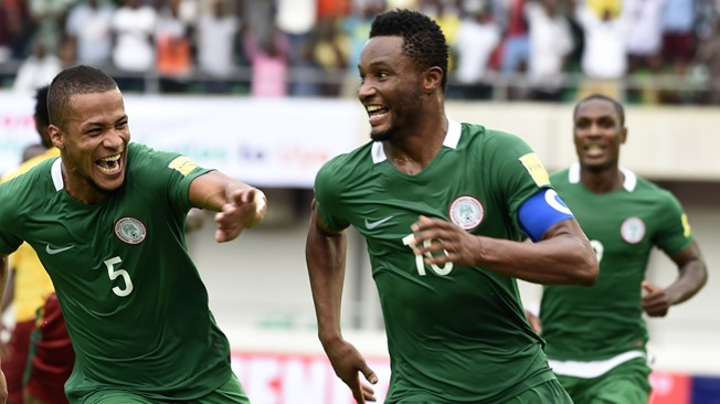 Nigeria Football Federation and Super Eagles sign World Cup bonus agreement