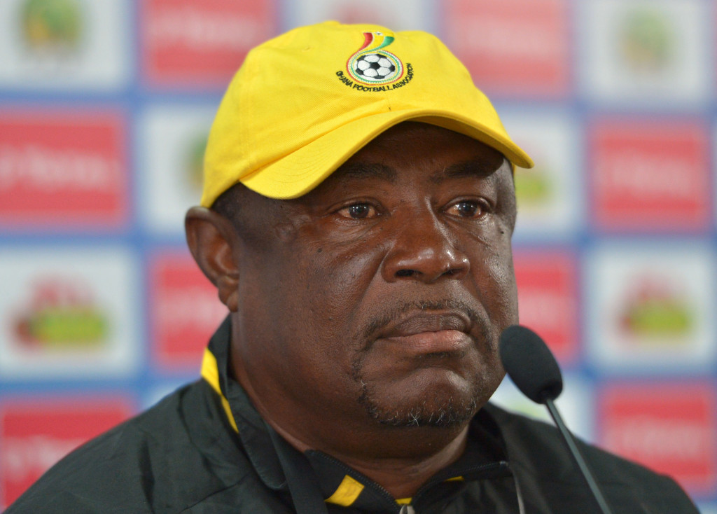 Ghana U17 coach Samuel Fabin facing sack after failed World Cup attempt