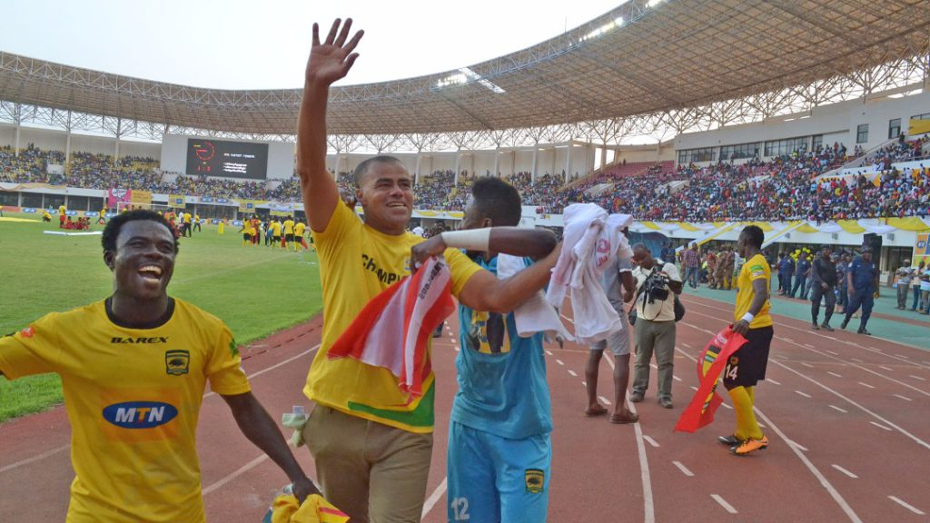 Steve Polack keen on winning more titles with Asante Kotoko
