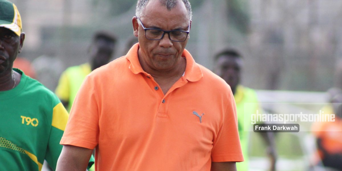 Ebusua Dwarfs coach Ricardo Rocha to leave club at end of season - report
