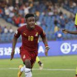 Black Starlets winger Sadiq Ibrahim dreams of playing for English giants Chelsea