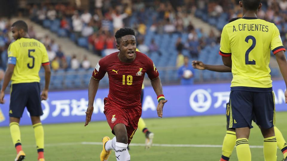Ghana U17 World Cup: Ghana winger Ibrahim Sadiq suspended for Round 16 clash