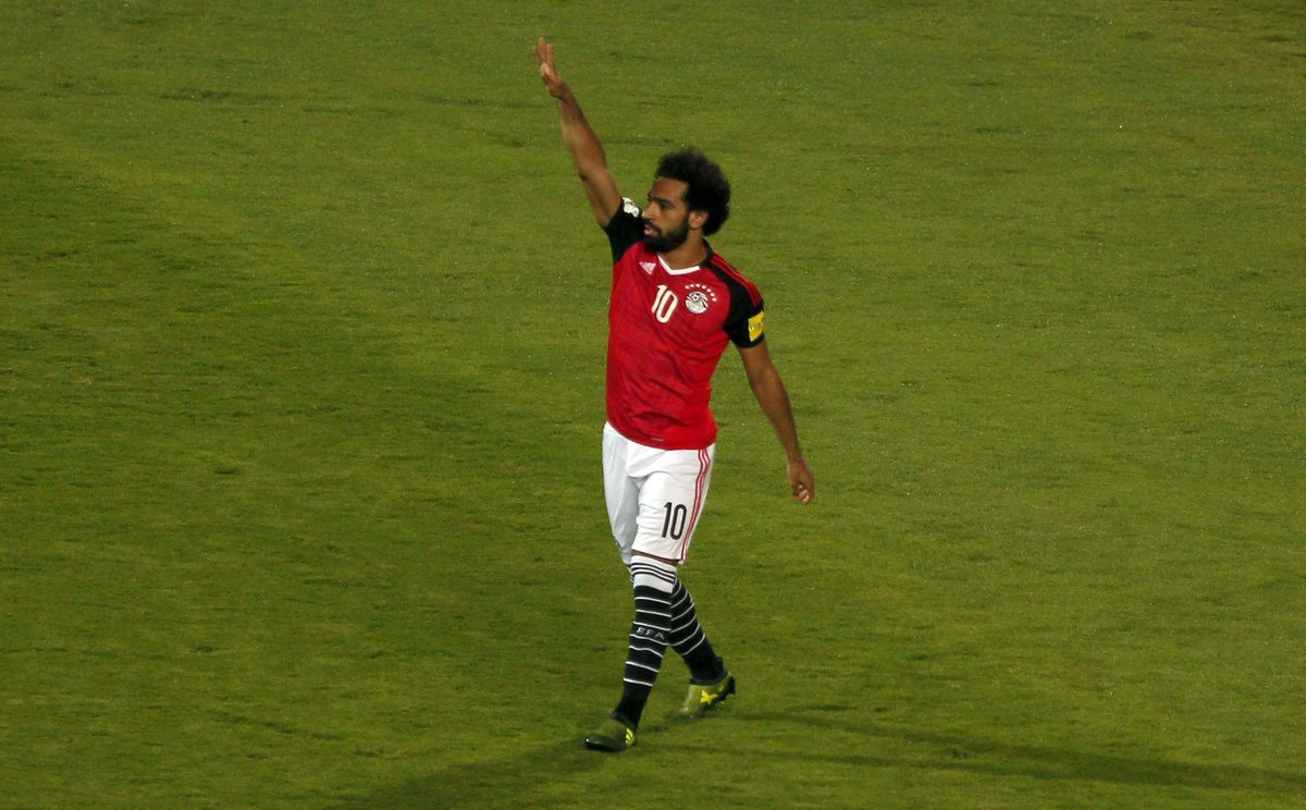 2018 FIFA World Cup: Egypt boss Hector Cuper confirms Mohammed Salah will 'almost 100%' play against Uruguay