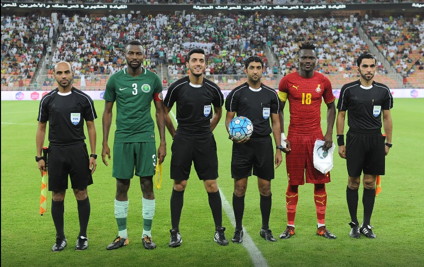 VIDEO: Watch highlights of Black Stars 3-0 thumping of Saudi Arabia in an international friendly