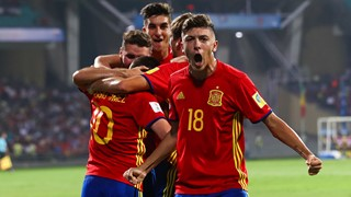 2017 FIFA World Cup: Abel Ruiz brace helps Spain to crush African champions Mali 3-1