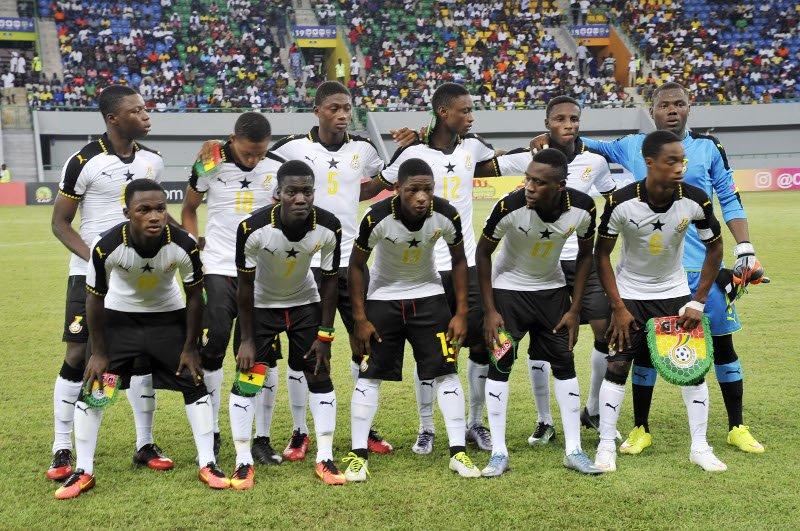 2017 FIFA U17 World Cup: Ghana coach Paa Kwesi Fabin says picking school going kids was key