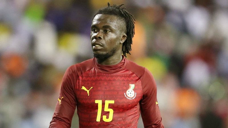 Berekum Chelsea dreadlocks striker Stephen Sarfo speaks out: 'I don't smoke marijuana'