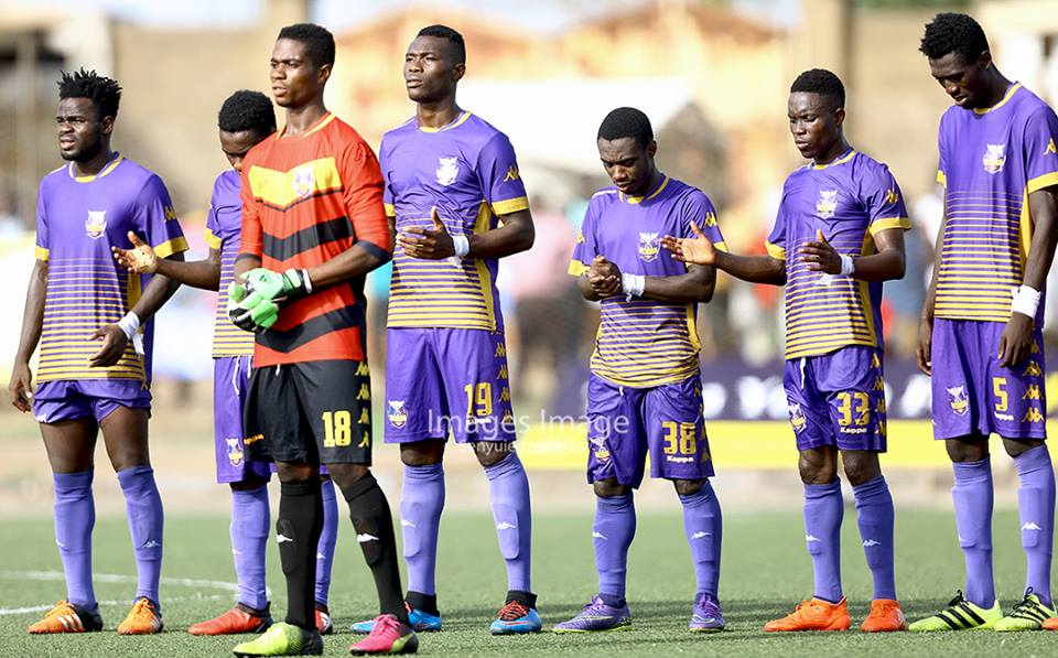 Tema Youth captain Stephen Asare assures fans of relegation survival after AshantiGold defeat