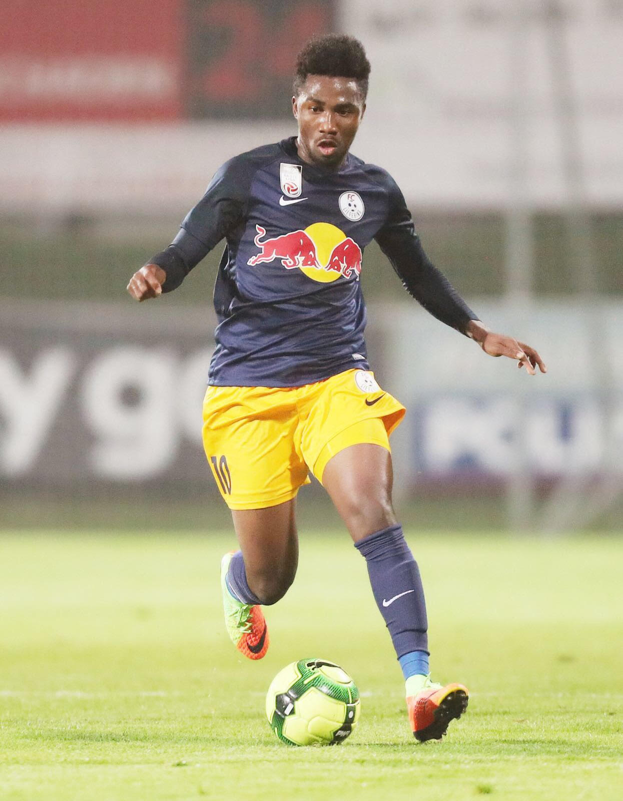 Samuel Tetteh continues rise to the top with another SIXTY minutes of action for Liefering