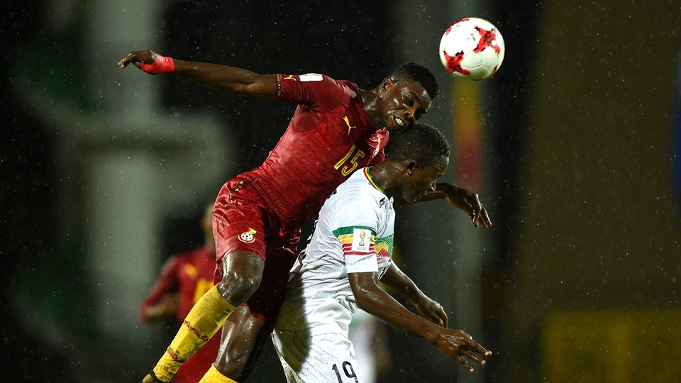2017 FIFA U17 World Cup: Black Starlets crush out after 2-1 defeat to African champions Mali