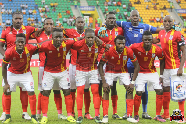 2019 AFCON qualifier: Uganda extend Group L lead after impressive win over Lesotho