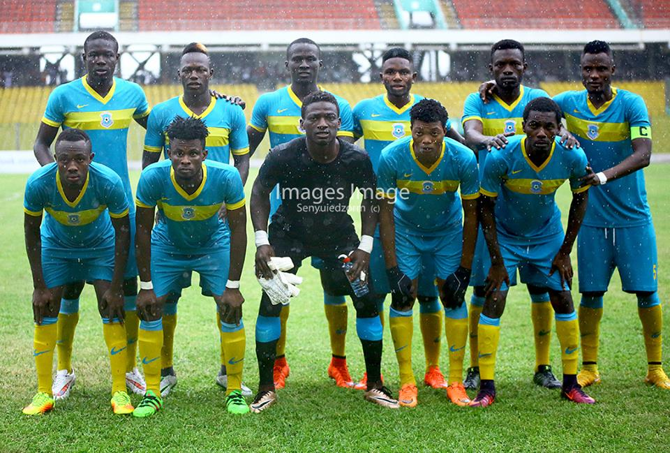 Wa All Stars defender Isshaku Konda says inexperience cost them three points at AshantiGold
