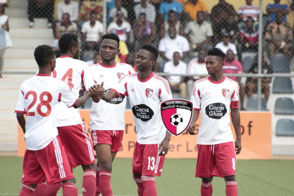VIDEO: Watch highlights of WAFA SC's 3-0 win over Wa All Stars