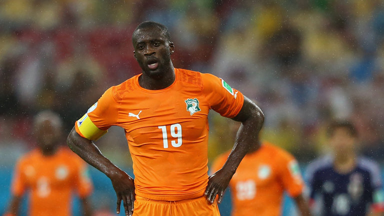 Ivory Coast legend Yaya Toure pledges help to fight racism at 2018 FIFA World Cup