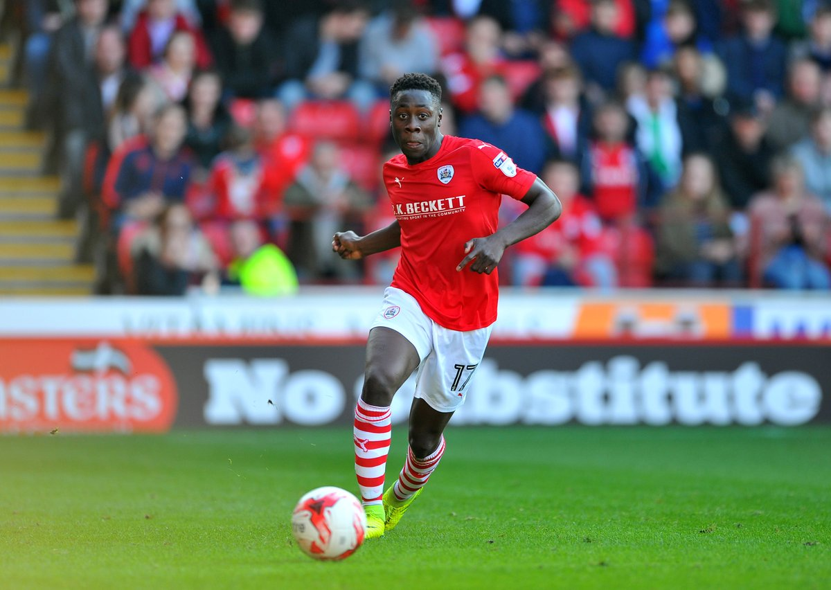 Fit-again Ghana defender Andy Yiadom set to return for Barnsley against Middlesbrough on Saturday