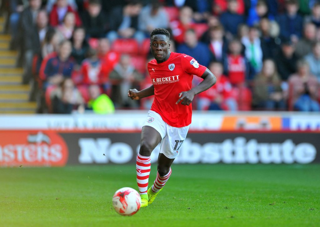 Ghana right-back Andy Yiadom finally returns to fitness and ready for go again for Barnsley