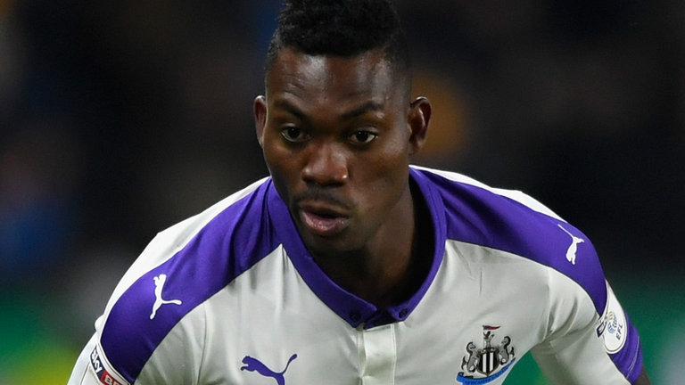 Newcastle United force winger Christian Atsu out of Ghana's World Cup qualifier citing injury