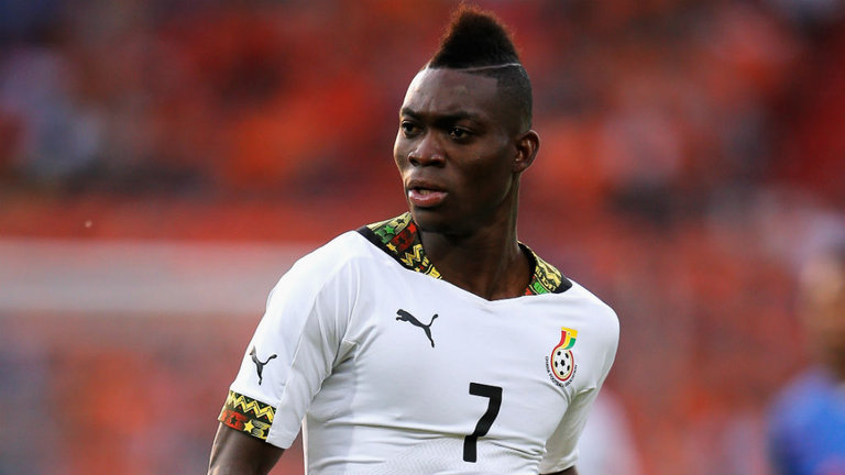 Newcastle United star Christian Atsu denied chance to captain Ghana in World Cup qualifier