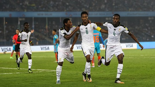 U17 World Cup: Desperate Niger vow to eliminate arch-rivals Ghana in knock-out phase