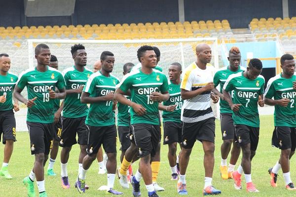 Injuries decimate Ghana squad ahead of Uganda clash in 2018 World Cup qualifier