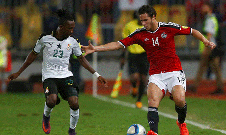 Ghana FA changes venue of final World Cup qualifier against Egypt from Kumasi to Cape Coast