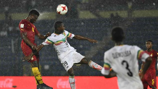 2017 FIFA U-17 World Cup: Watch highlights of Black Starlets disappointing 2-1 loss to Mali in quarter-finals