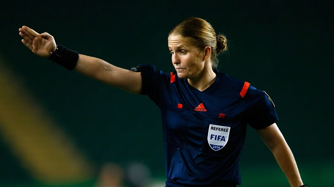 First female referee to officiate at FIFA U-17 World Cup India 2017