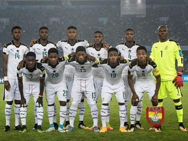 a3f497f8b69 2017 FIFA U-17 World Cup  Player Ratings- How the Black Starlets fared in  the 2-0 against Niger