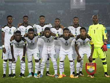 2017 U-17 World Cup: Hon. Mike Ocquaye Jr pours words of encouragement to Black Starlets ahead of Mali clash