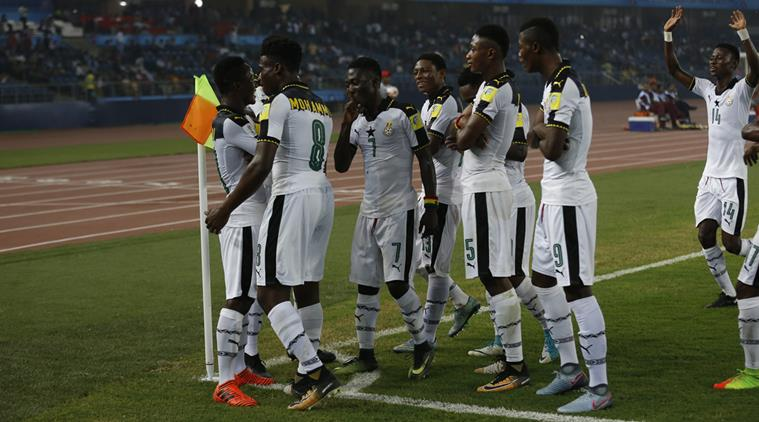 2017 U-17 World Cup: Mohammed Polo upbeat about Ghana's chances against Niger