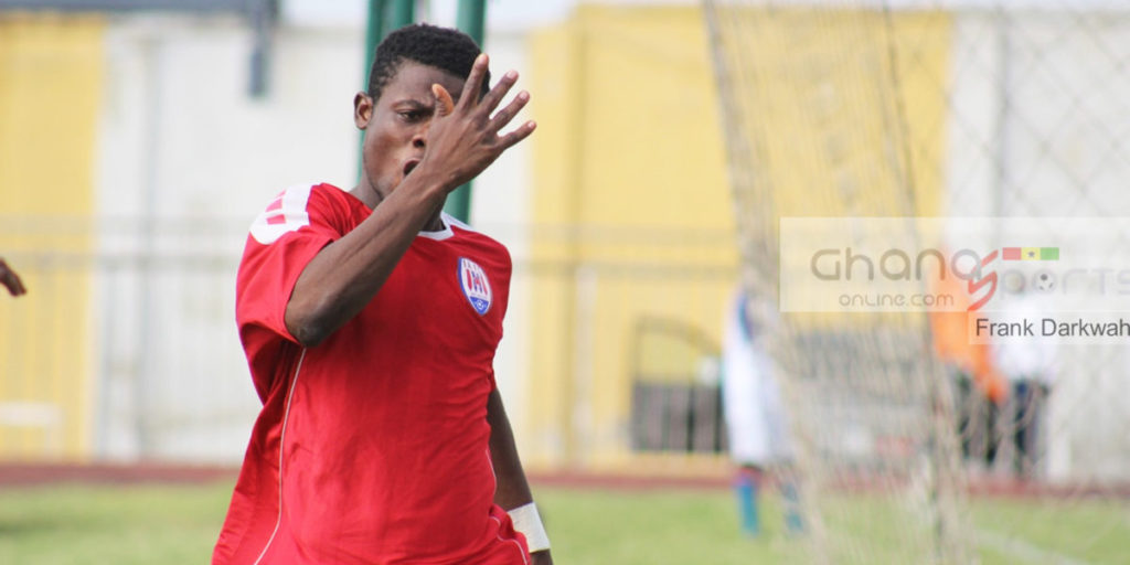 Inter Allies youngster Abdul Nasir Hamza scores club's fastest goal in 2-1 win over Liberty