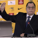 COSAFA rivals to challenge SAFA president Danny Jordaan's bid for top Fifa post